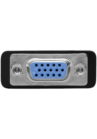 Goobay Analoger DVI-I/VGA kaufen