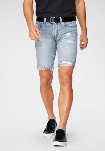 Levi's® Jeansshorts »412 Slim Short« kaufen