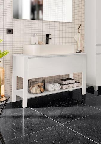 Home affaire Waschbeckenunterschrank »Kaika«, Breite 100 cm kaufen
