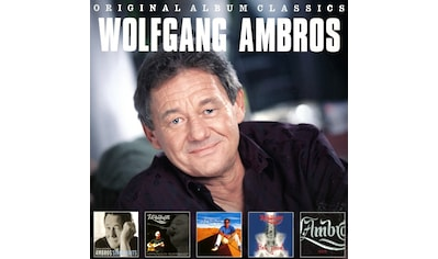 Musik-CD »Original Album Classics / Ambros,Wolfgang« kaufen