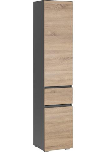 Home affaire Hochschrank »Wisla«, Höhe 180 cm, mit Türen & Schubkasten kaufen