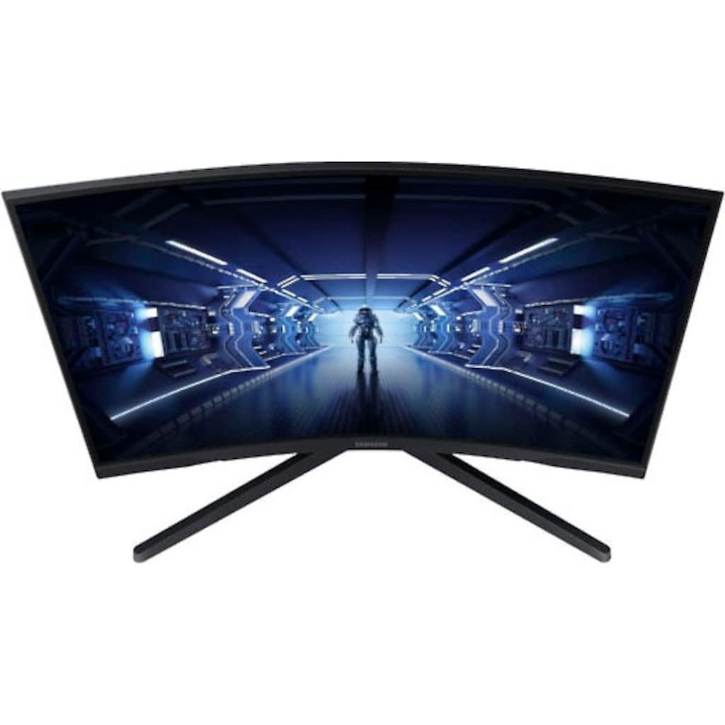 "Samsung Gaming-Monitor »C27G54T«, 68 cm/27 "", 2560 x 1440 px, WQHD, 1 ms Reaktionszeit, 144 Hz"
