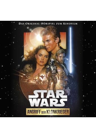 Musik-CD »Star Wars: Angriff Der Klonkrieger (Filmhörspiel) / Star Wars« kaufen