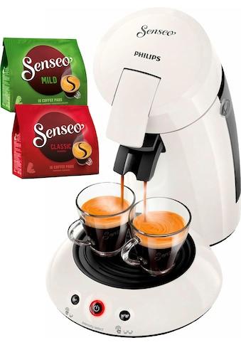 Senseo Kaffeepadmaschine HD6554/10 New Original kaufen