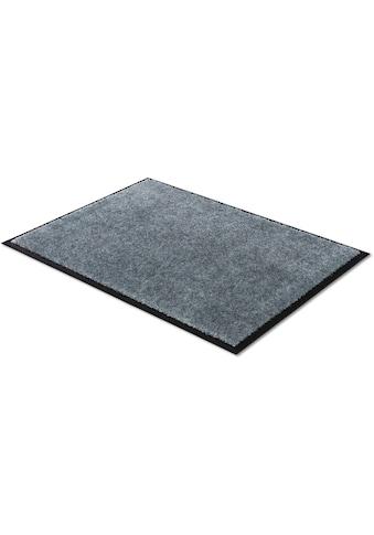 SCHÖNER WOHNEN-Kollektion Fußmatte »Miami Uni«, rechteckig, 7 mm Höhe, Fussabstreifer,... kaufen