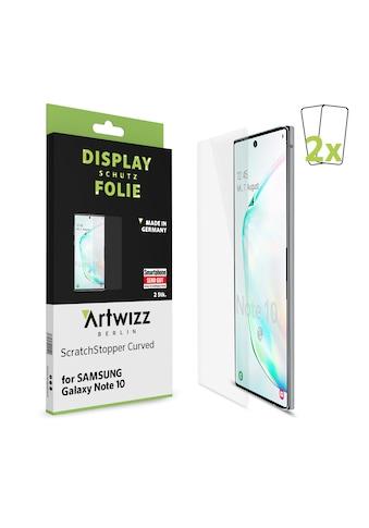 Artwizz Displayschutz für Samsung Galaxy Note 10 (2er Pack) kaufen