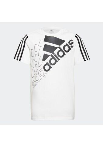 adidas Performance T-Shirt »LOGO T1 ESSENTIALS JUNIOR REGULAR MENS« kaufen