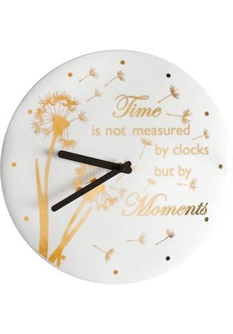 Goebel Wanduhr »Time and Moments, 14004391« kaufen