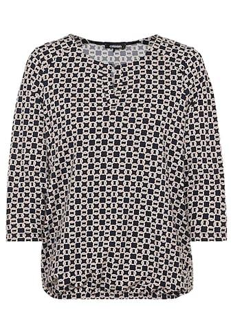 Olsen Rundhalsshirt, mit Kettenprint kaufen