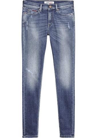TOMMY JEANS Skinny - fit - Jeans »NORA MR SKNY DYNRDB« kaufen