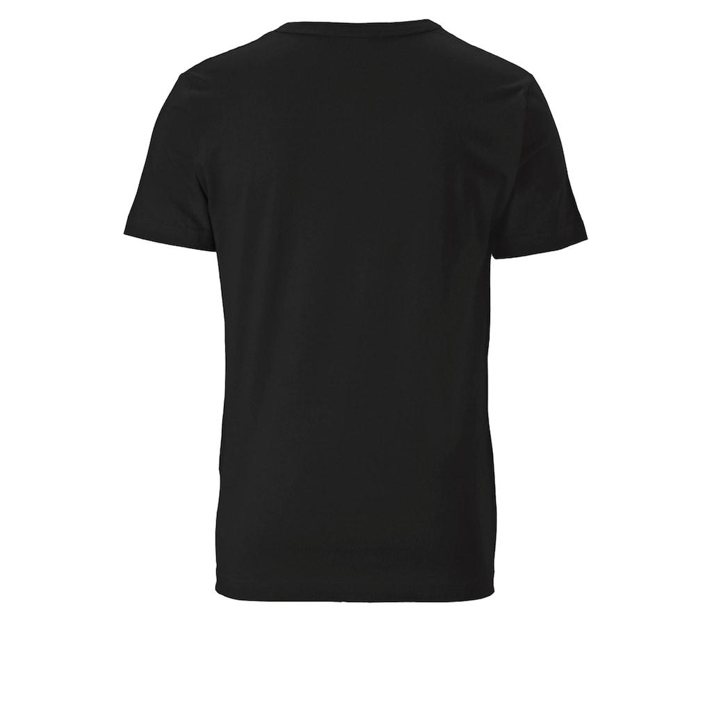 LOGOSHIRT T-Shirt mit coolem Front-Print