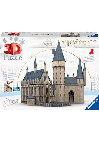 Ravensburger 3D-Puzzle »Harry Potter Hogwarts Schloss - Die Große Halle«, FSC® -... kaufen