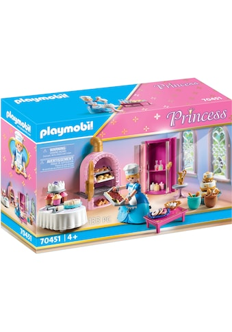 Playmobil® Konstruktions-Spielset »Schlosskonditorei (70451), Princess«, (133 St.), ; Made in Germany kaufen