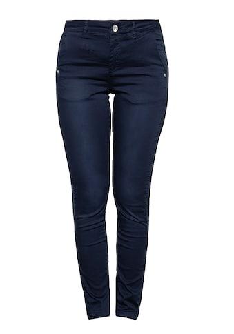 ATT Jeans Chinohose »Emilia«, mit Einsätzen an den Seitennähten kaufen