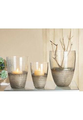 GILDE Windlicht »Oro«, Glas kaufen