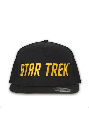 Hybris Snapback Cap »Star Trek«, mit toller Stickerei kaufen