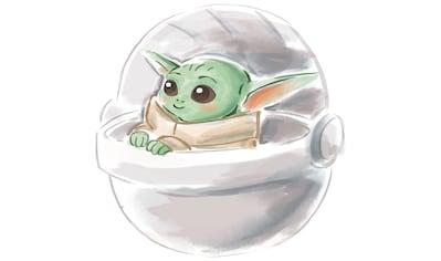 Komar Wandbild »Mandalorian The Child Sweet Color«, Disney-Star Wars, (1 St.), 40 x 30... kaufen