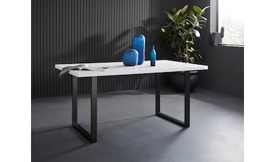 FORTE Esstisch, Breite 140 cm kaufen