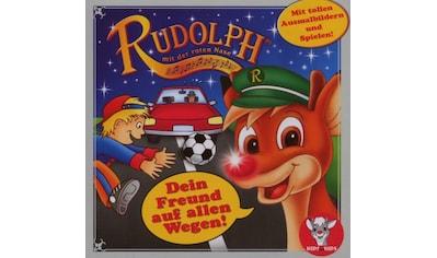 Musik-CD »Dein Freund Auf Allen Wegen / Rudolph-Mit Der Roten Nase« kaufen