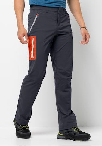 Jack Wolfskin Softshellhose »OVERLAND PANTS M« kaufen