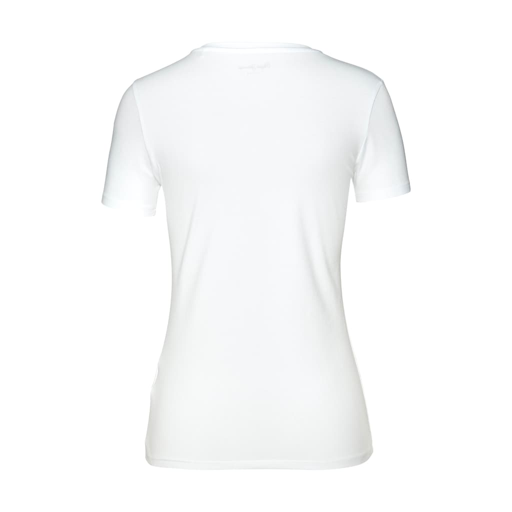 Pepe Jeans T-Shirt »BLAKIS«, ein besonderes Basic Shirt mit coolem Marken-Logo-Design