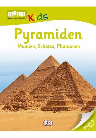 Buch »memo Kids. Pyramiden / DIVERSE« kaufen