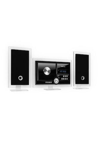 Auna Stereo Sonic DAB+ Stereoanlage, DAB+, CD - Player, USB, BT, »Stereosonic« kaufen