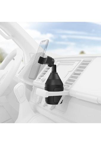 Hama Universal Handyhalterung Autohalterung für Getränkehalter kaufen