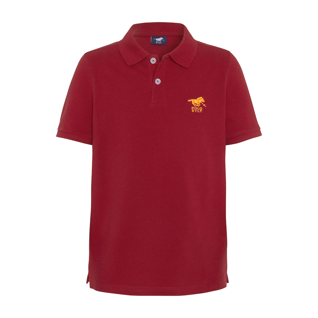 Polo Sylt Kurzarmshirt »Boys, Polo Shirt, Regular Fit«, Polo