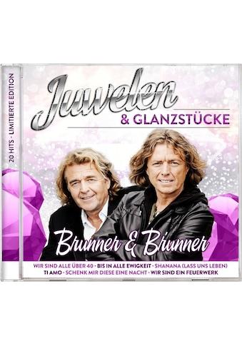 Musik-CD »Juwelen & Glanzstücke / Brunner & Brunner« kaufen