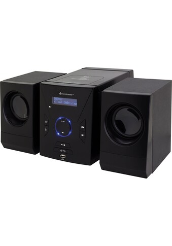 Soundmaster Microanlage »MCD400« kaufen