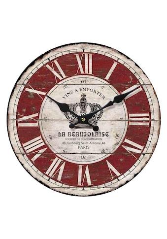 Wanduhr »La Beaujolaise« kaufen