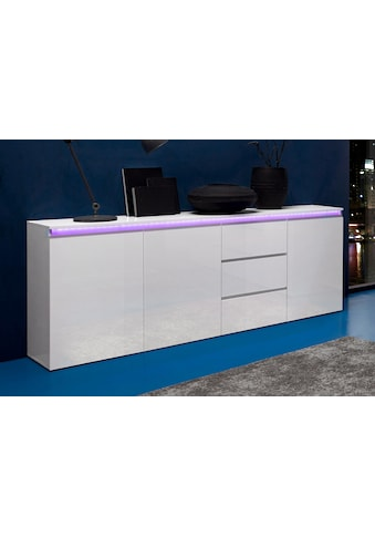 Tecnos Sideboard »Magic«, Breite 200 cm, ohne Beleuchtung kaufen