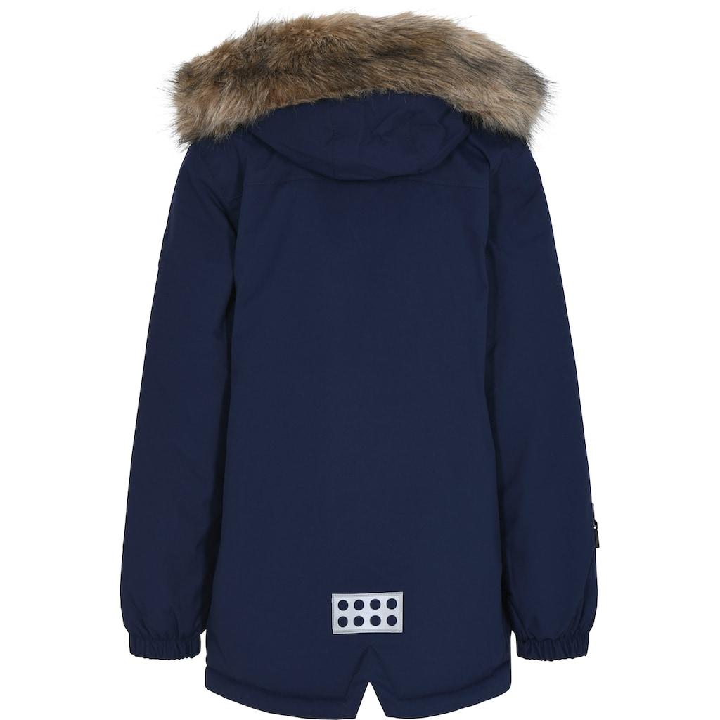 LEGO® Wear Winterjacke »LWJODIE 708«, mit vielen Taschen