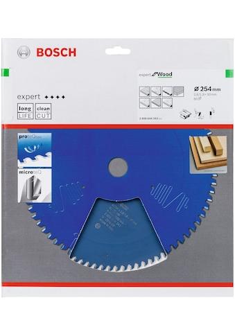 BOSCH Sägeblatt »EX WO T 254x30-80« kaufen