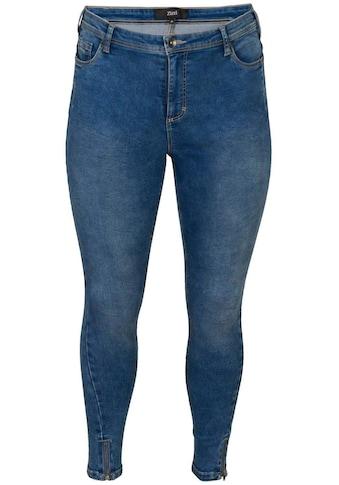 Zizzi Slim - fit - Jeans »Amy« kaufen
