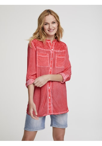 Bluse mit Spitze kaufen