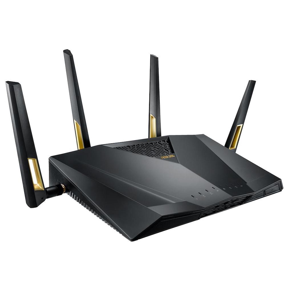 Asus WLAN-Router »Dual-Band 802.11ax WLAN-Router«, RT-AX88U AX6000 AiMesh
