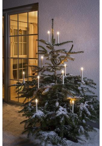 KONSTSMIDE LED Baumbeleuchtung, 5 kabellose Kerzen, Zusatzset kaufen