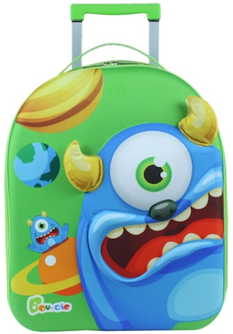 CHIC2000 Kinderkoffer »Boucie, Monster«, 2 Rollen, Weichgepäck-Trolley kaufen