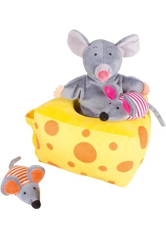 """beleduc Handpuppe """"Mila Mouse und Freunde  -  Storyhandpuppe"""" (Set, 4 - tlg.) kaufen"""
