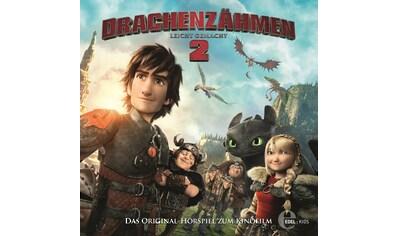 Musik-CD »(2)Original Hörspiel z.Kinofilm / Drachenzähmen Leicht Gemacht« kaufen