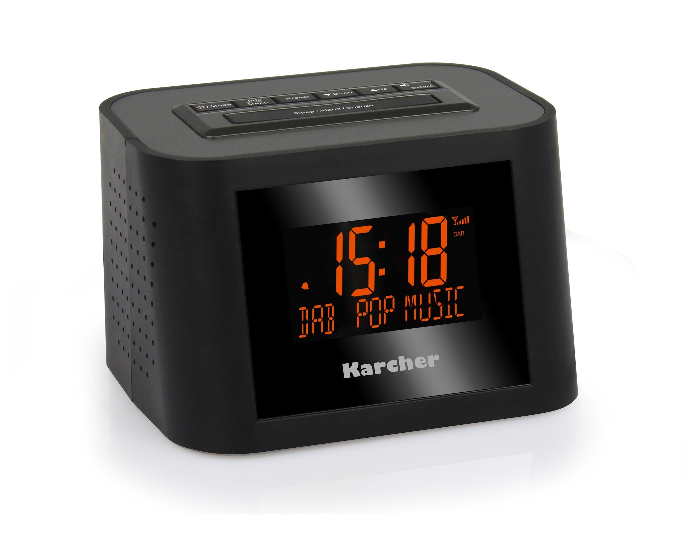 Radio Sporting Modernes Design Kompakte Digital-wecker Fm Radio Mit Dual Alarmsummer Snooze Sleep-funktion Rote Led Timer Einfach Zu Lesen Unterhaltungselektronik