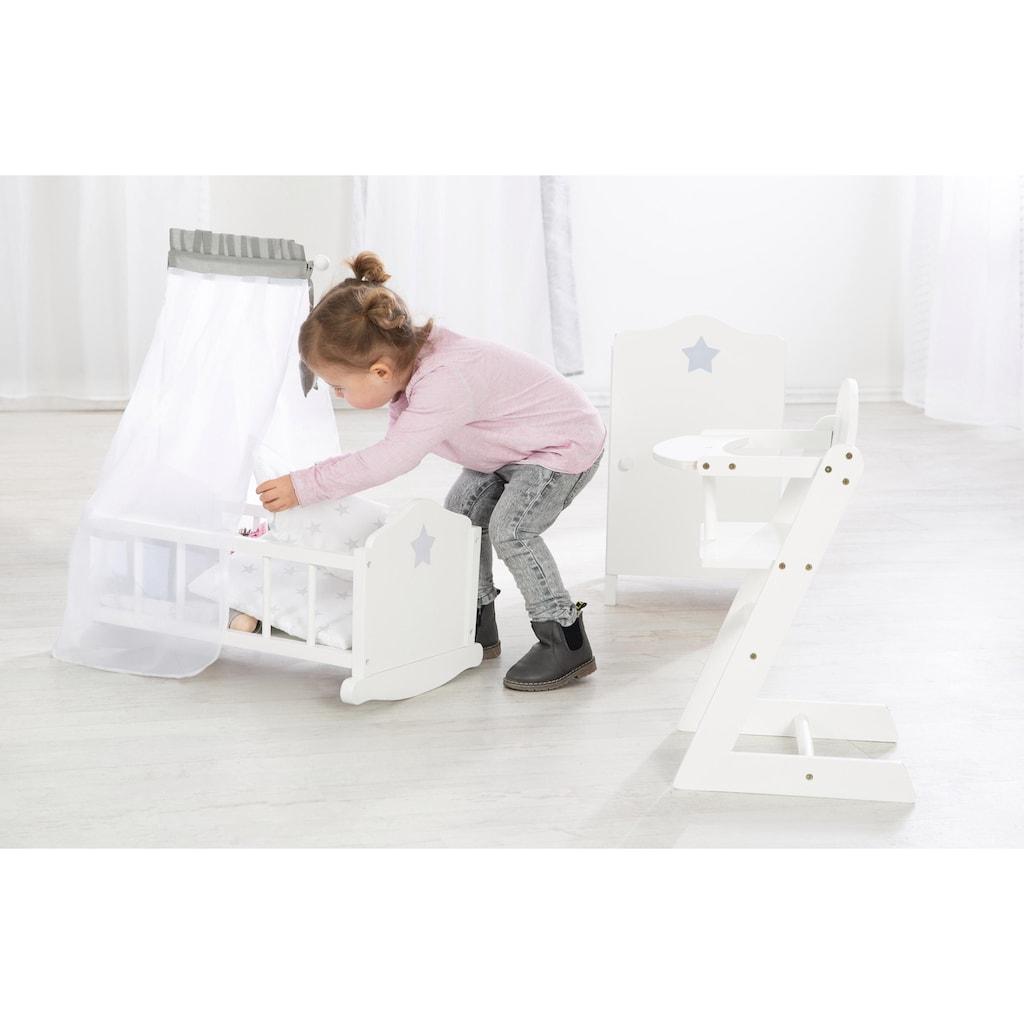 roba® Puppenkleiderschrank »Stella«