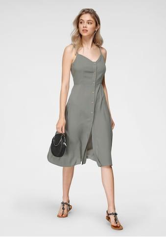 HaILY'S Sommerkleid »VICKY«, mit Schleife und Ausschnitt im Rücken kaufen