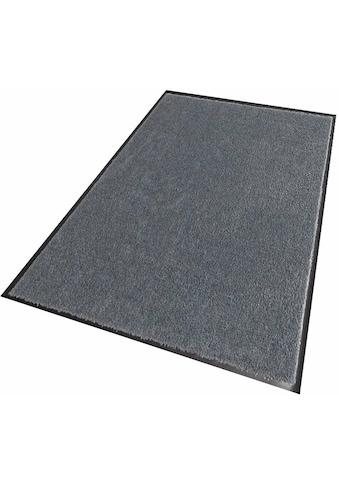 HANSE Home Teppich »Deko Soft«, rechteckig, 7 mm Höhe, Schmutzfangmatte, rutschhemmend, waschbar, Wohnzimmer kaufen