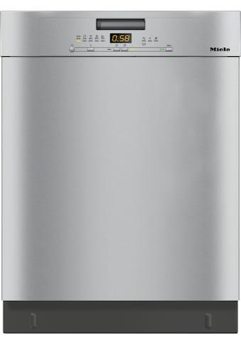 Miele teilintegrierbarer Geschirrspüler, G 5000 U Active, 6 l, 13 Maßgedecke kaufen