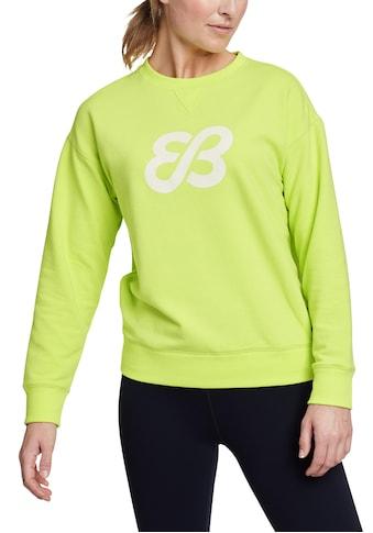 Eddie Bauer Sweatshirt, Cozy Camp mit Logo kaufen