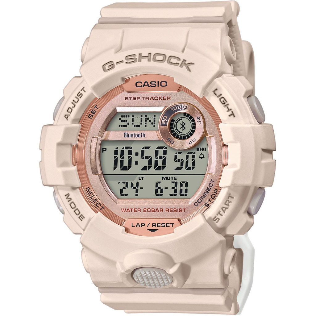 CASIO G-SHOCK Smartwatch »GMD-B800-4ER«,