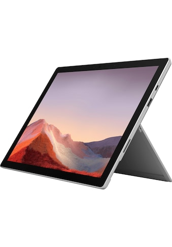 Microsoft Convertible Notebook »Surface Pro 7 i7 256/16GB Platin«, ( 256 GB SSD) kaufen